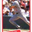 1990 Fleer #381 John Moses