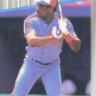 1989 Fleer 391 Tim Raines