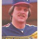 1984 Donruss #135 Kevin Hickey