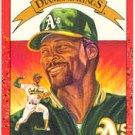 1990 Donruss 6 Dave Stewart DK