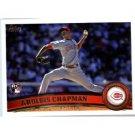 2011 Topps #110 Aroldis Chapman RC