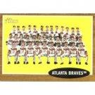 2011 Topps Heritage #158 Atlanta Braves