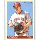 2009 Upper Deck Goudey #87 John Lackey