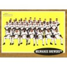 2011 Topps Heritage #61 Milwaukee Brewers