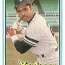 1981 Donruss #225 Bob Watson