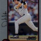 1998 Bowman Chrome #224 Derek Jeter
