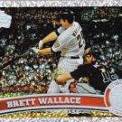 2011 Topps Platinum #329 Brett Wallace
