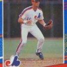 1991 Donruss #251 Spike Owen