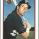 1989 Bowman #63 Steve Lyons