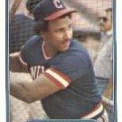 1982 Fleer 380 Andre Thornton