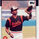 1986 Topps 226 Lee Lacy