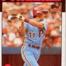 1986 Topps 466 Tom Foley