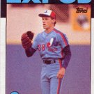 1986 Topps 472 Joe Hesketh
