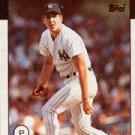 1986 Topps 560 Dave Righetti