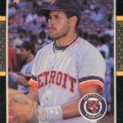 1987 Donruss #338 Dwight Lowry