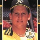 1987 Donruss #467 Jerry Willard