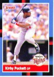 1988 Donruss 368 Kirby Puckett