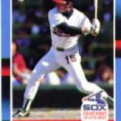 1988 Donruss 87 Donnie Hill