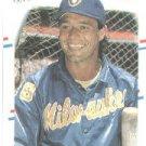 1988 Fleer 168 Rick Manning
