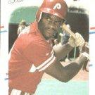 1988 Fleer 317 Jeff Stone