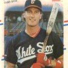 1988 Fleer 405 Steve Lyons