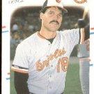 1988 Fleer 572 Larry Sheets