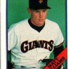 1988 Topps 372 Matt Williams RC