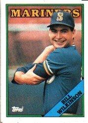 1988 Topps 376 Bill Wilkinson