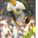 1988 Topps 636 Charles Hudson