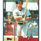1989 Topps 155 Marty Barrett