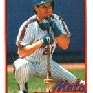 1989 Topps 356 Kevin Elster