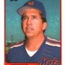 1989 Topps 684 Dave Johnson MG
