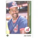 1989 Upper Deck 190 Joe Carter