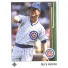 1989 Upper Deck 321B Gary Varsho COR/(In road uniform)