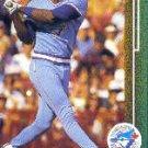 1989 Upper Deck 381 Lloyd Moseby