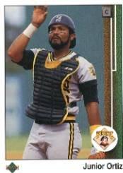 1989 Upper Deck 86 Junior Ortiz