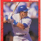 1990 Donruss 129 Dave Valle