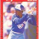 1990 Donruss 149 Tony Fernandez