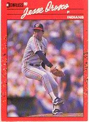 1990 Donruss 154 Jesse Orosco