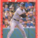 1990 Donruss 169 Mickey Tettleton