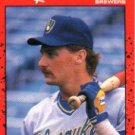 1990 Donruss 55 Rob Deer