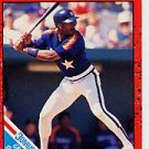 1990 Donruss Grand Slammers #10 Kevin Bass