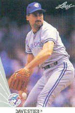 1990 Leaf 79 Dave Stieb
