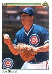 1990 Upper Deck 304 Joe Girardi