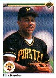 1990 Upper Deck 598 Billy Hatcher