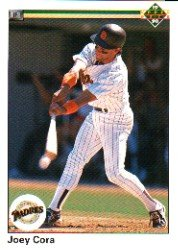 1990 Upper Deck 601 Joey Cora