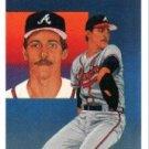 1990 Upper Deck 84 John Smoltz TC UER