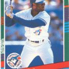 1991 Donruss 607 Mark Whiten