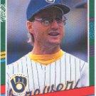 1991 Donruss 703 Jim Gantner