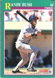 1991 Score 574 Randy Bush